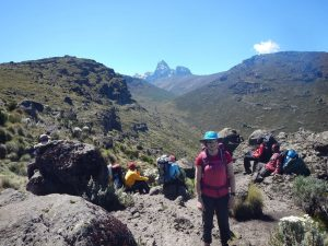 5 days mount kenya